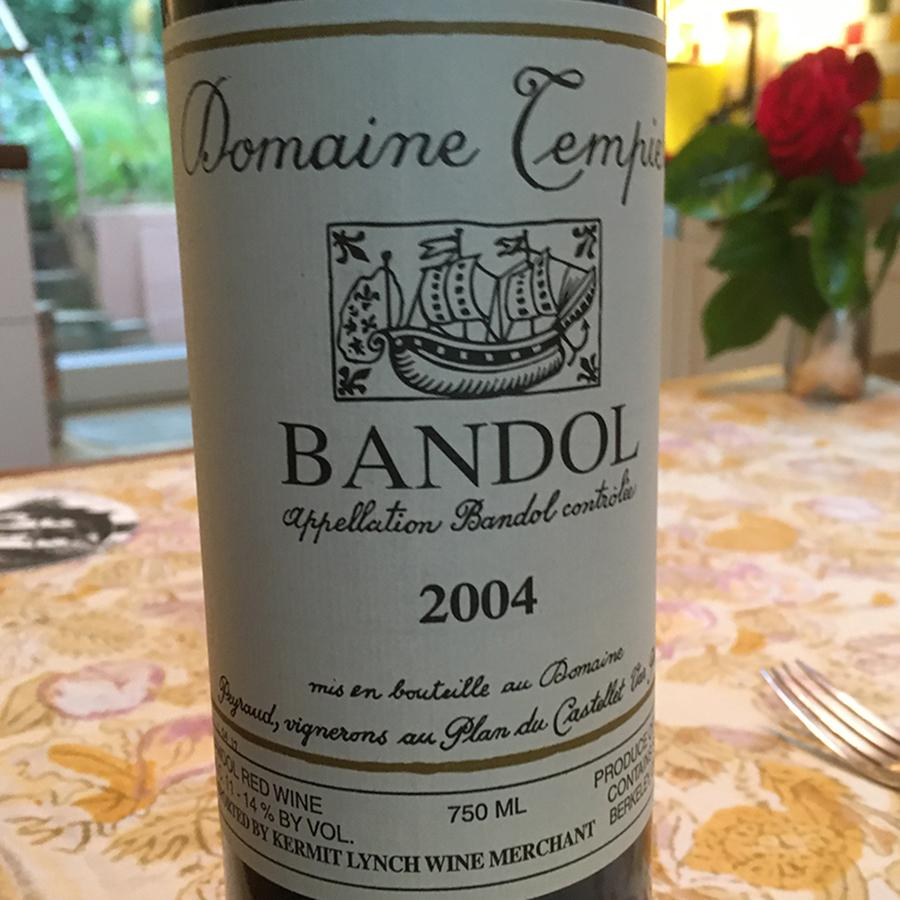Staying Home: A Turkey Feast and an Aged Southern French Red