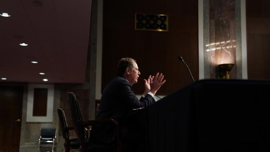 U.S. Trade Representative Robert Lighthizer testifies before Congress this month on trade policy.