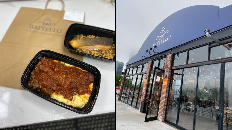 Takeout Stars: Battello