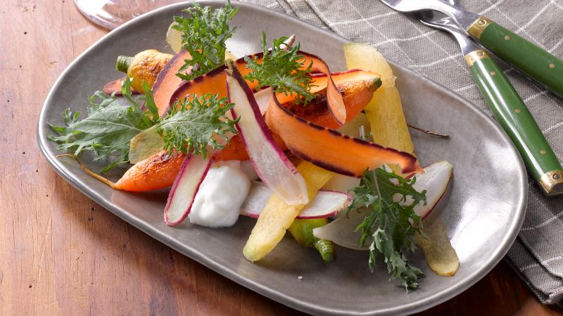 Carrot Salad With Riesling