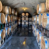 There's a lot more than Cabernet resting in barrel at Relic.Relic Runs the Gamut