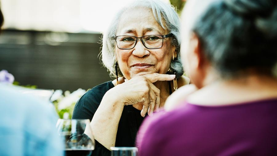 Scientists looked at drinking habits and cognitive performance among older Americans over a period of 20 years.