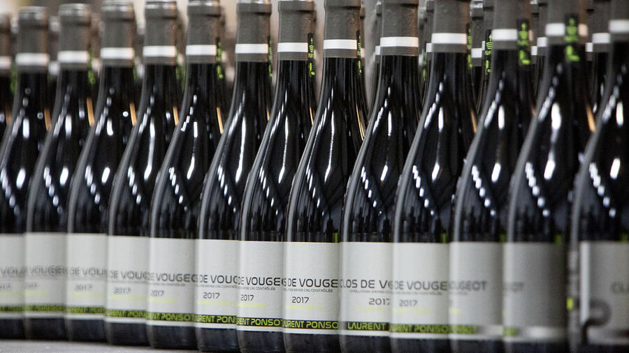 """I don't want to always be referring back to the Middle Ages,"" Laurent Ponsot says of his new label."