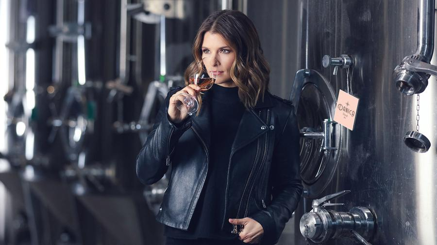 Danica Patrick prepares for Rosé All Day (or, as it's called in the racing world, the 24 Hours of Rosé).