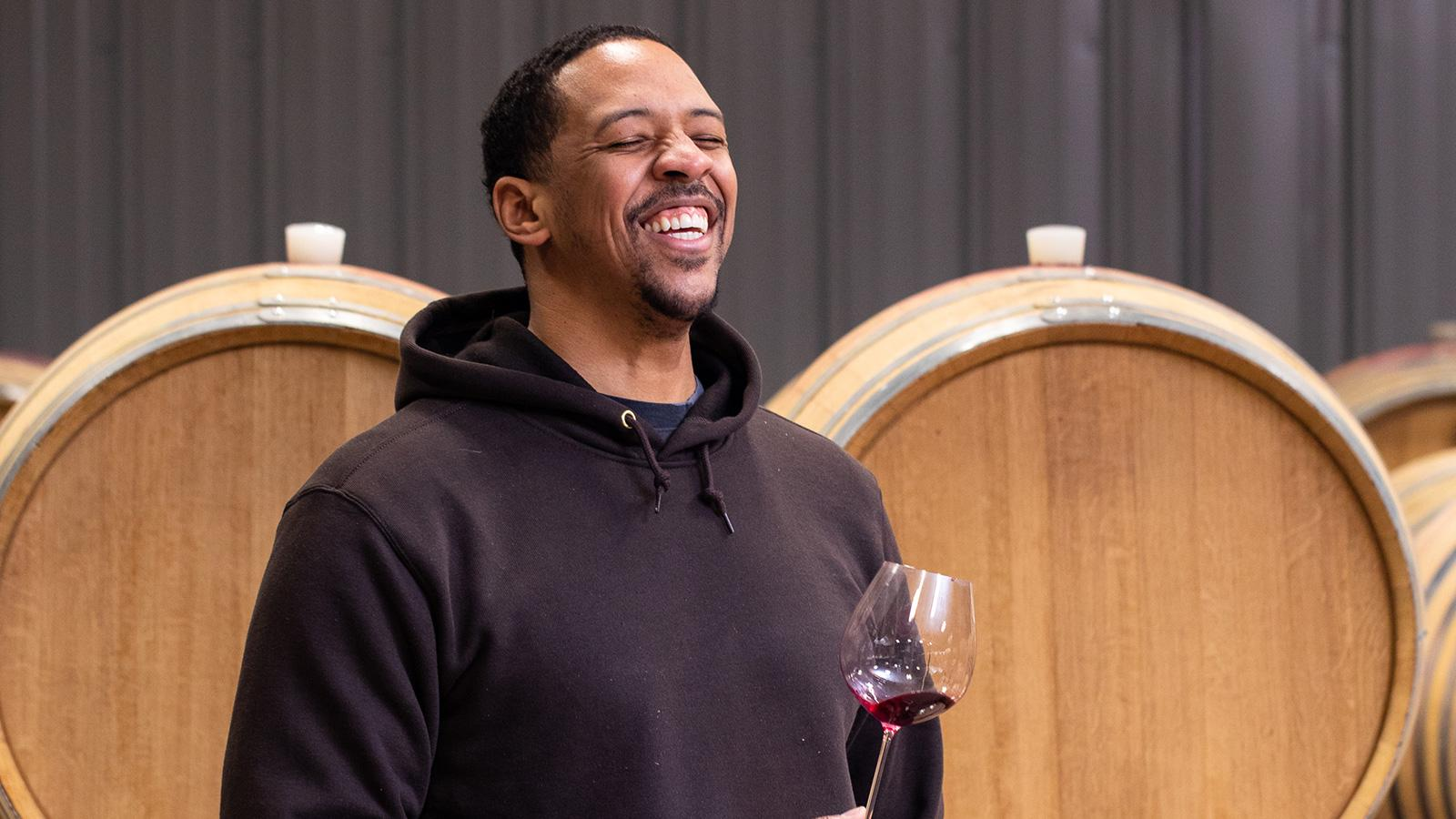 Wine Talk: NBA Champ Channing Frye on Pinot, Pétrus and Game 7 Wine