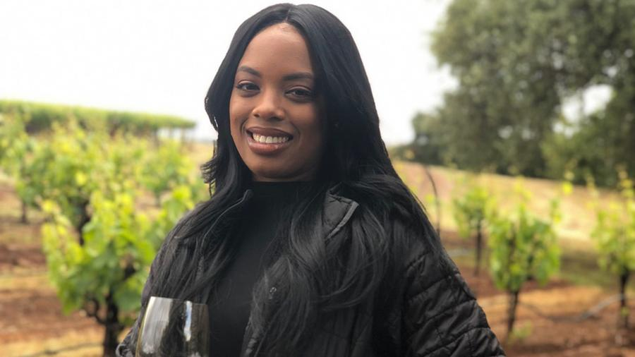 Brenae Royal oversees the team at one of Sonoma's most historic vineyards.