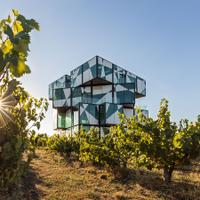 D'Arenberg cube in AustraliaQuiz: What's Up Down Under