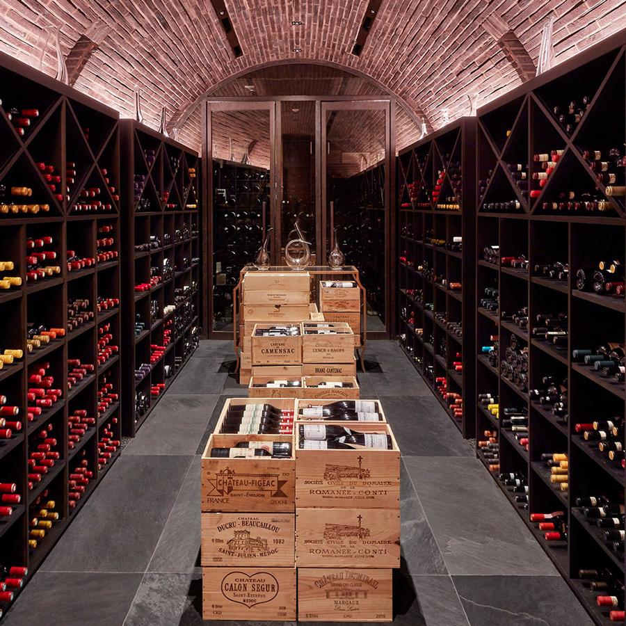 How To Create A Dream Wine Cellar
