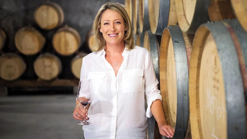 Cristie Kerr Tees Up Wine