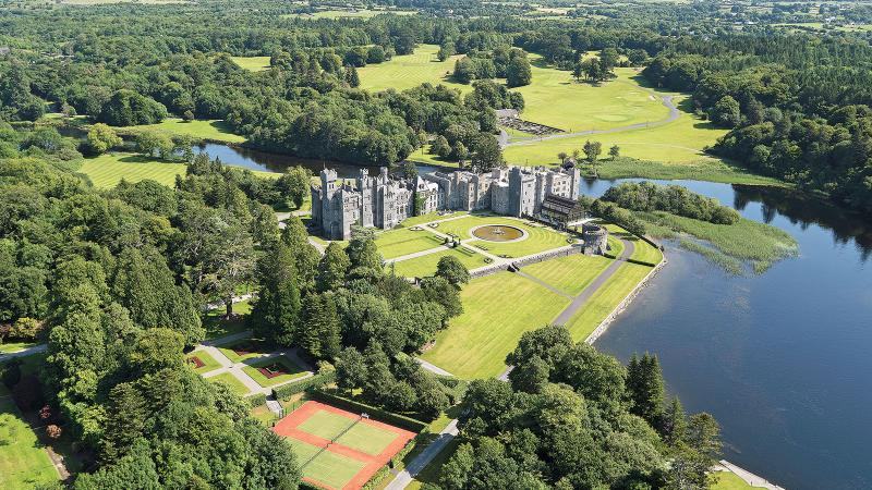 Ireland's Ashford Castle; Seattle's Taste Washington; Argentina Grape Festival