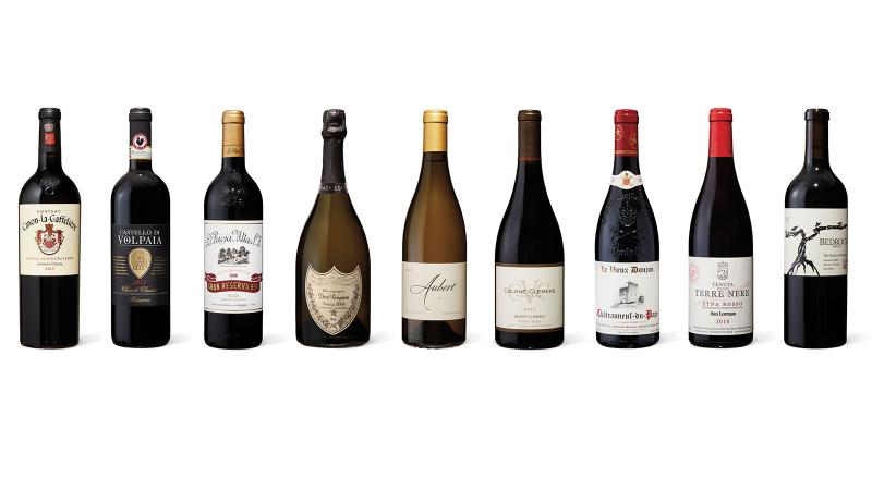 Profiles of Wines Nos. 2 to 100