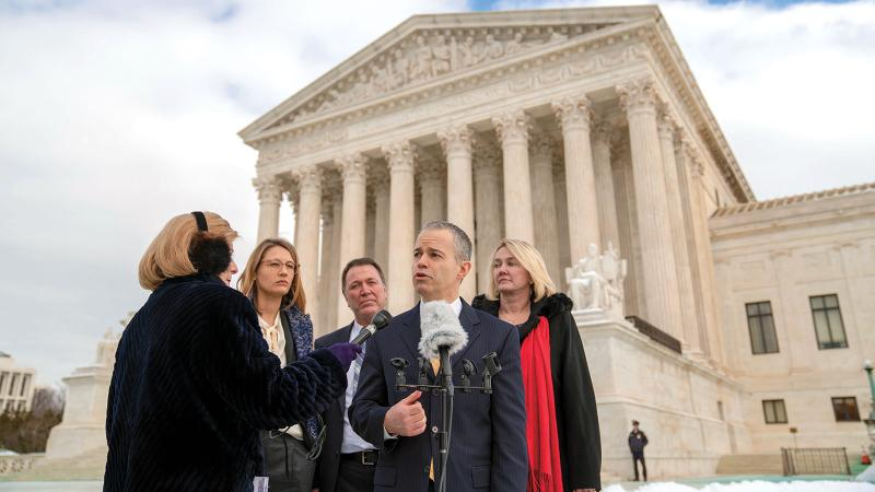 Supreme Court Debates Wine Laws