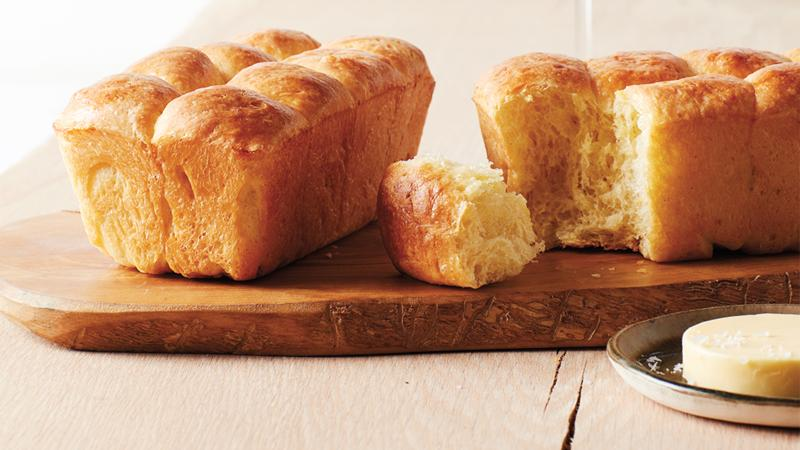 Dominique Crenn: Brioche