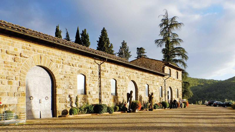 Alphabetical Guide to Tuscany