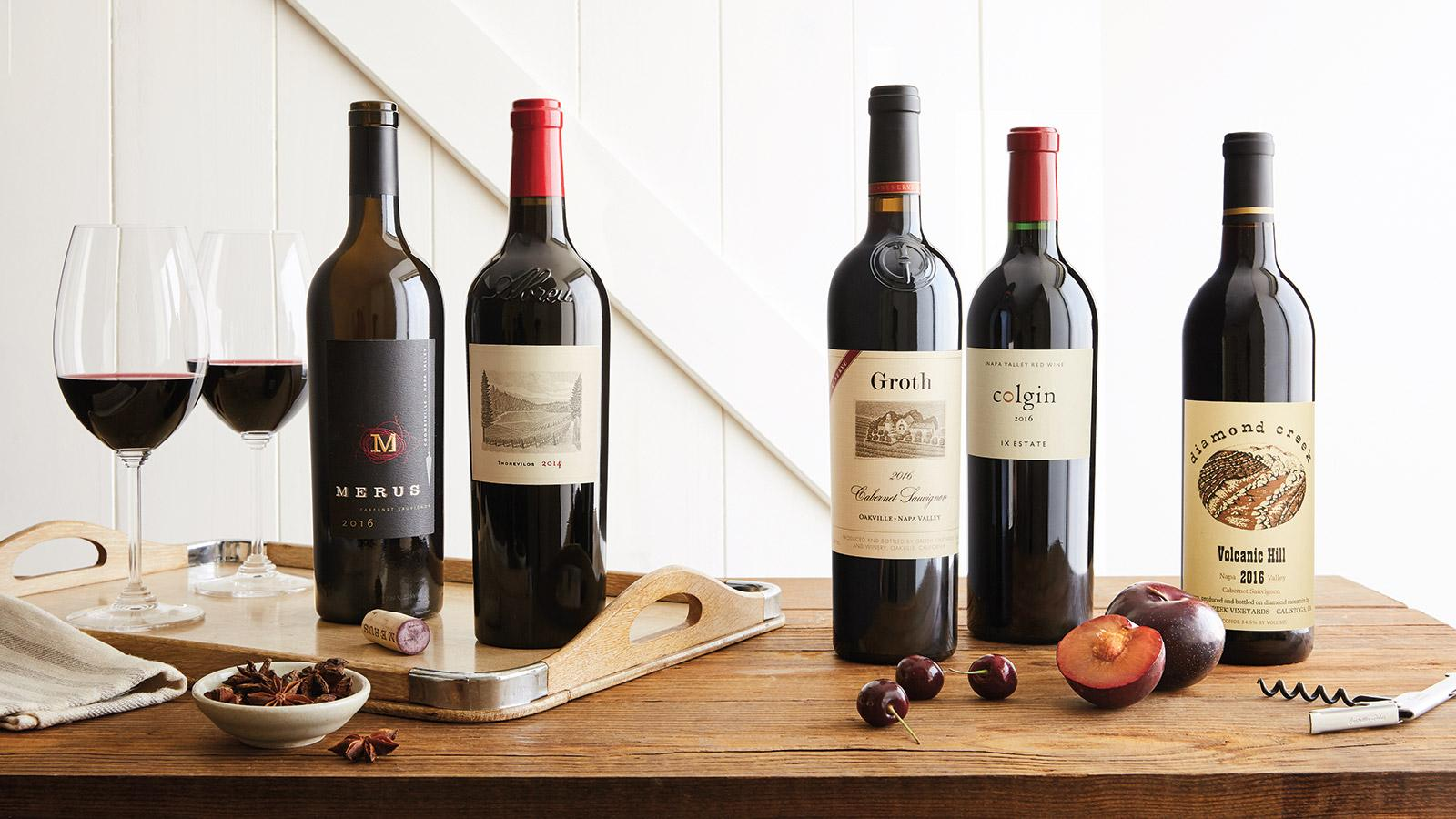 A Benchmark Year: Annual California Cabernet Report