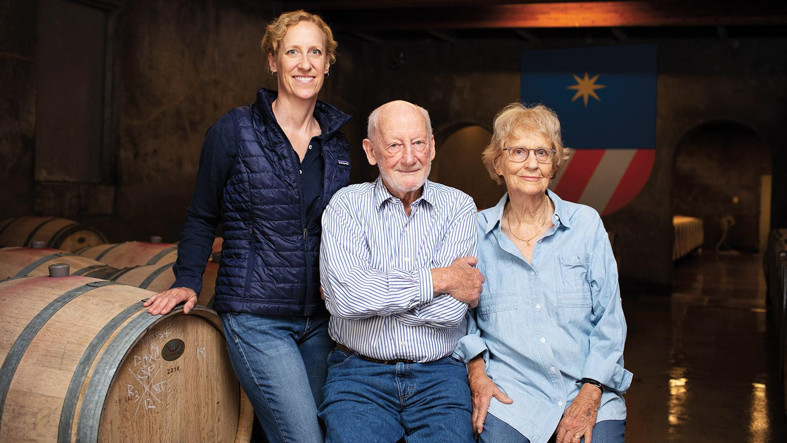 Napa Valley Master Class: Aging Gracefully