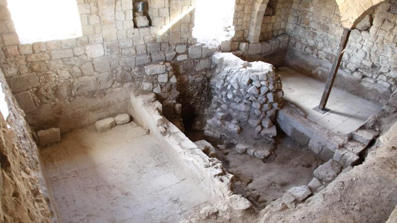 Crusader Winery Unearthed in Israel