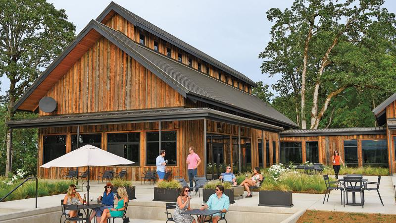 Willamette Valley's Rising Appeal