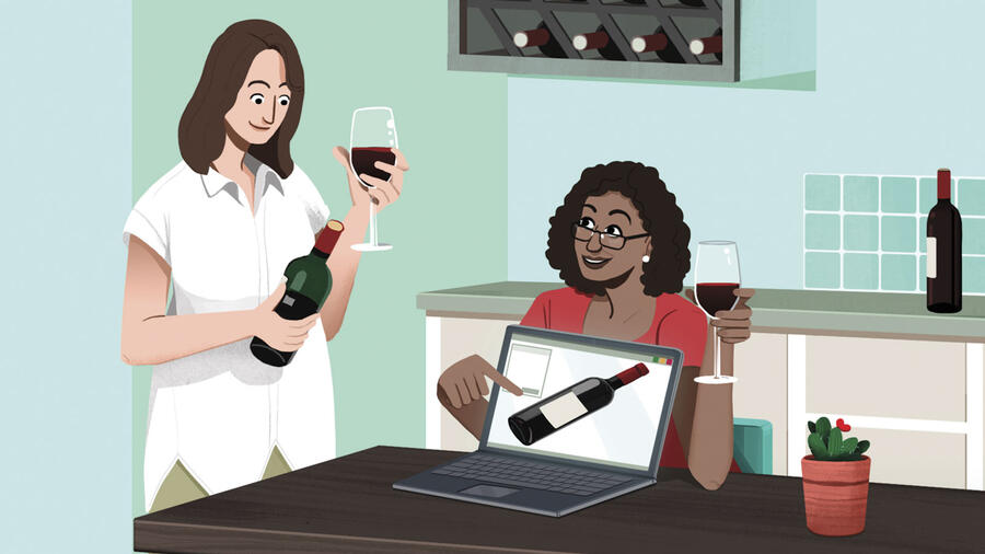 Image for the article titled:The ABCs of Buying Wine: Tips for Shopping Online