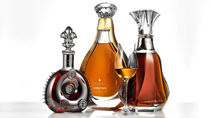 The Rare Air of Cognac