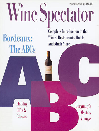 Bordeaux: The ABC's