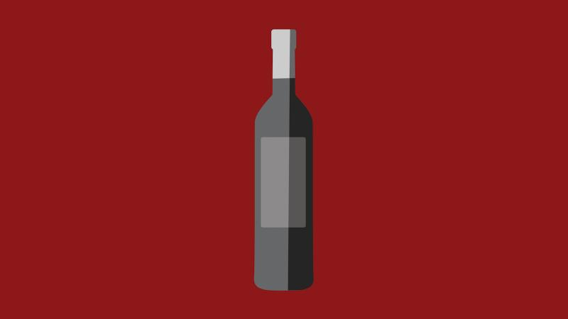 Why don't Italian wines have a standard, traditional bottle shape?