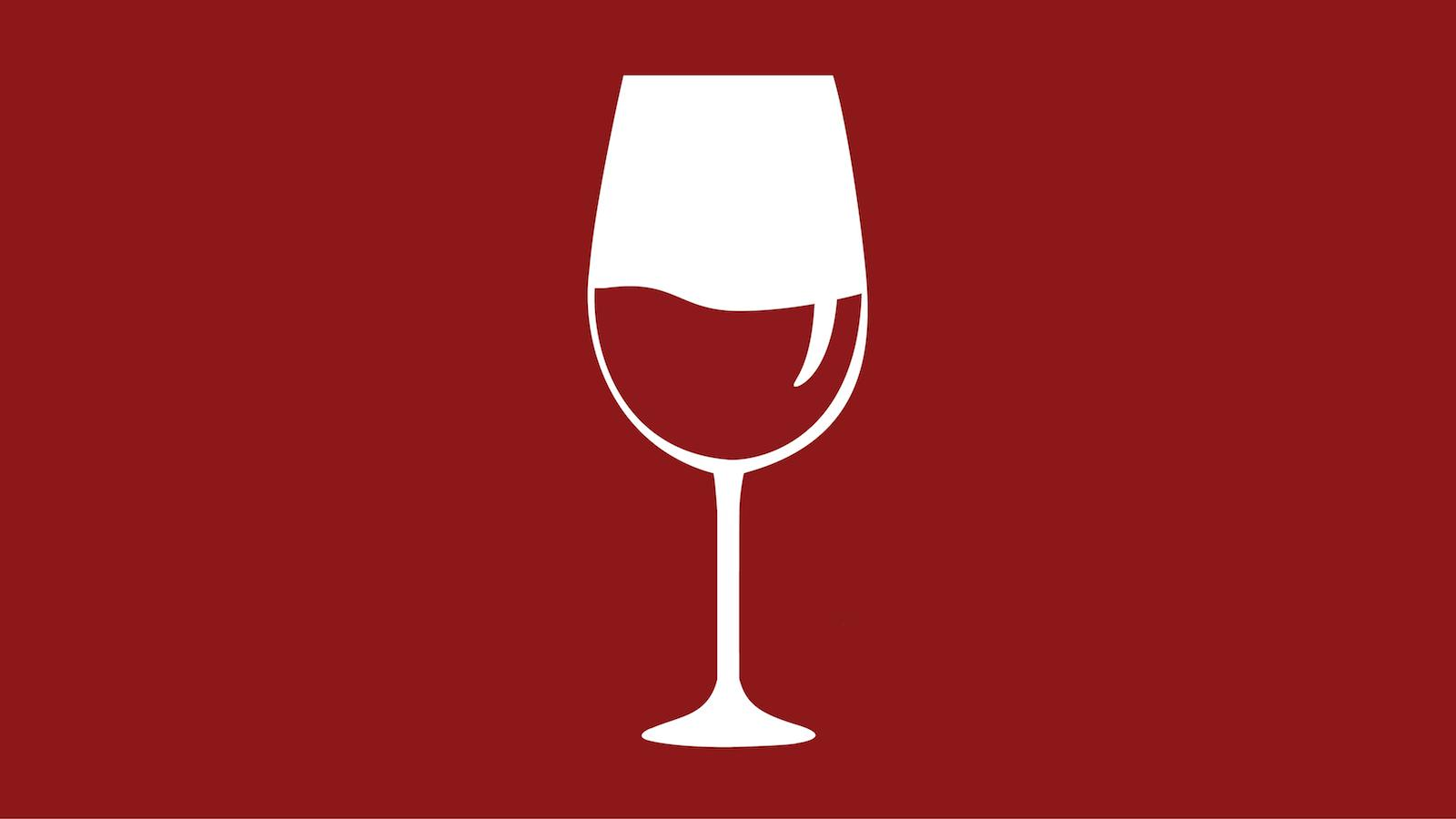 Which wines have the most tannins? How can you tell?