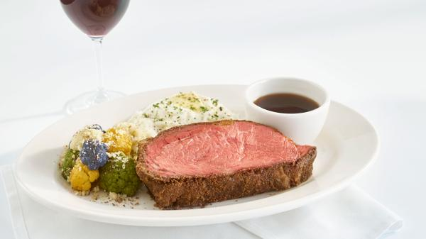 Picture of gourmet Steak